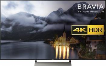 Televizor LED 139cm Sony 55XE9005 4K UHD Smart TV Android Resigilat Televizoare LCD LED
