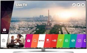 Televizor LED 190 cm LG 75UH855V 4K UHD Smart Tv 3D Televizoare LCD LED