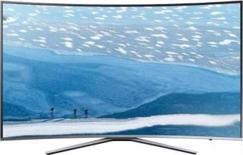 Televizor LED 197 cm Samsung 78KU6502 4K SUHD Smart TV Curbat