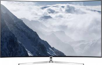Televizor LED 198 cm Samsung 78KS9002 4K SUHD Smart TV Ecran curbat