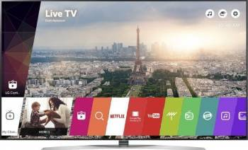 Televizor LED 218.44 cm LG 86UH955V 4K UHD Smart Tv 3D Slim Televizoare LCD LED