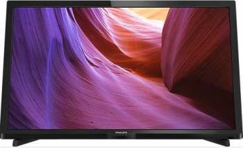 pret preturi Televizor LED 56 cm Philips 22PFH4000 Full HD Resigilat