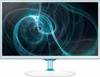Televizor LED 60 cm Samsung T24D391 Full HD Alb Televizoare LCD LED