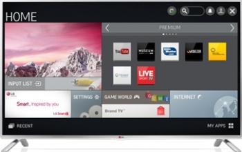 Televizor LED 32 LG 32LB5700 Full HD Smart TV WiFi Ready