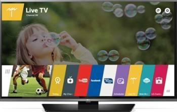Televizor LED 40 LG 40LF630V Full HD Smart Tv Bonus Cablu SBOX HDMI 1.5m