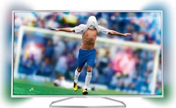 Televizor LED 40 Philips 40PFS6609 Full HD 3D Smart TV