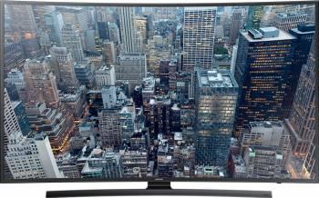 Televizor LED 40 Samsung 40JU6500 UHD Ecran curbat Smart Tv