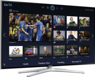 Televizor LED 40 Samsung UE40H6200 Full HD Smart TV 3D