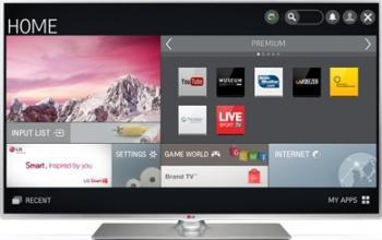 Televizor LED 42 LG 42LB5800 Smart Tv Full HD Wifi integrat