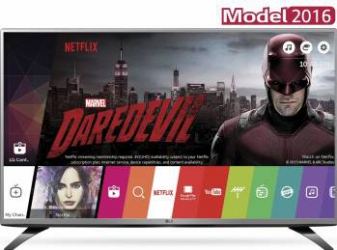 Televizor LED 109 cm LG 43LH560 Full HD Smart Tv
