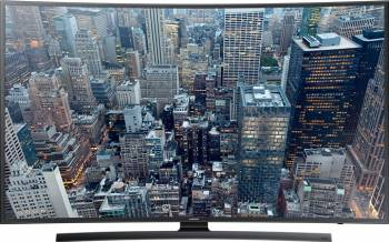 Televizor LED 48 Samsung 48JU6500 UHD Ecran Curbat Smart Tv
