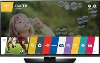 Televizor LED 49 LG 49LF630V Full HD Smart Tv Bonus Minge fotbal CEL