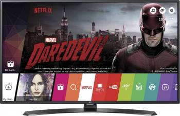 Televizor LED 124 cm LG 49LH630V Full HD Smart TV Televizoare LCD LED
