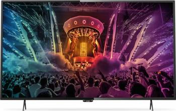 Televizor LED 124 cm Philips 49PUH6101/88 4K UHD Smart TV