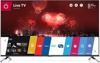 Televizor LED 55 LG 55LB671V Full HD Smart TV 3D WebOS