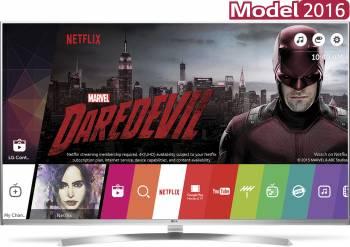 Televizor LED 140 cm LG 55UH8507 4K UHD 3D Smart Tv Resigilat