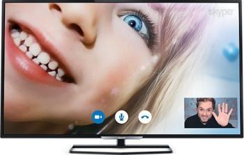 Televizor LED 55 Philips 55PFH5509 Full HD Smart TV