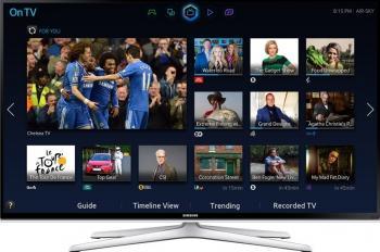 Televizor LED 55 Samsung 55H6500 Full HD Smart TV 3D