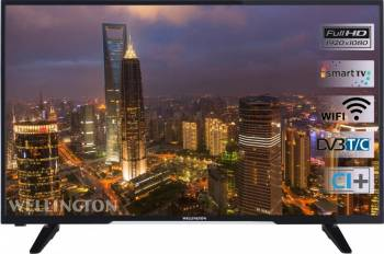Televizor LED 61cm Wellington 24HD279SW HD Smart TV Televizoare LCD LED