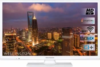 Televizor LED 61cm Wellington 24HDW282SW HD Smart TV Televizoare LCD LED