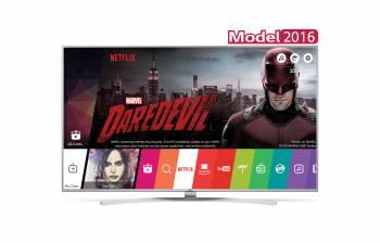 Televizor LED 165 cm LG 65UH7707 4K UHD Quantum Display Smart Tv
