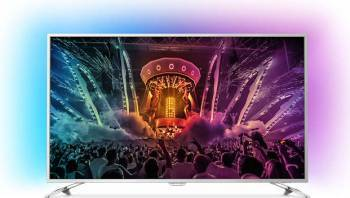 Televizor LED 165 cm Philips 65PUS6521 4K UHD Smart Tv Ambilight Android Tv
