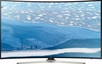 Televizor LED 165 cm Samsung 65KU6172 4K UHD Smart Tv Ecran curbat