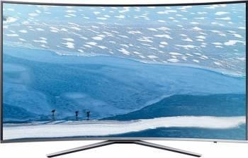 Televizor LED 165 cm Samsung 65KU6502 4K UHD Smart Tv Ecran curbat Televizoare LCD LED