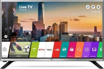 Televizor LED 80 cm LG 32LJ590U HD Smart TV Televizoare LCD LED