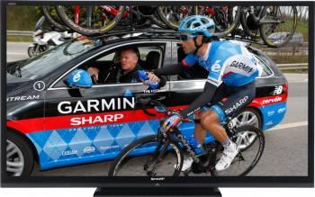 Televizor LED 203 cm Sharp LC-80LE657E Full HD Smart TV 3D