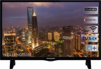 Televizor LED 81cm Wellington 32FHD289SW Full HD Smart TV Televizoare LCD LED