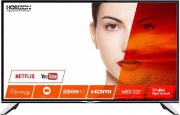 Televizor LED 140 cm Horizon 55HL7530U 4K Ultra HD Smart Tv 3 ani garantie Televizoare LCD LED