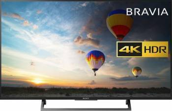 Televizor LED Sony 108 cm 43XE8005 4K UHD Smart TV Android Televizoare LCD LED