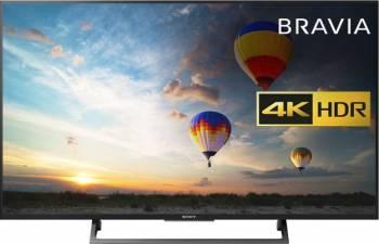 Televizor LED 139cm Sony 55XE8096 4K UHD Smart TV Android Televizoare LCD LED