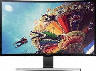 Televizor Monitor LED 27 Samsung T27D590CW FullHD Black