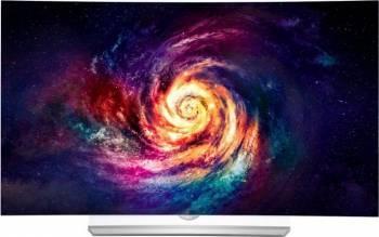 Televizor OLED 140 cm LG 55EG920V 4K UHD Smart Tv 3D Ecran curbat Televizoare LCD LED