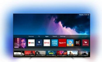pret preturi Televizor OLED 164cm Philips 65OLED754/12 4K UltraHD Smart TV Android