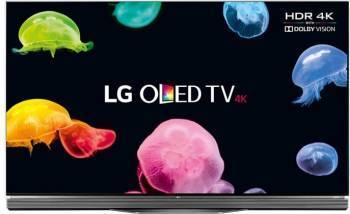 Televizor OLED 165 cm LG OLED65E6V 4K UHD Smart Tv 3D