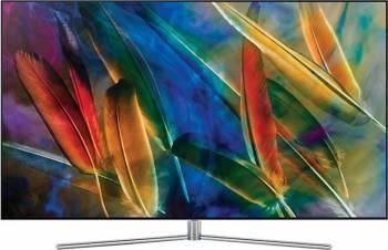 Televizor QLED 138cm Samsung 55Q7F UHD 4K Smart TV Resigilat Televizoare LCD LED