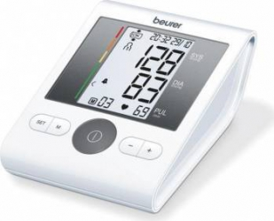 Tensiometru de brat Beurer BM28 Alb Tensiometre