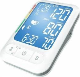 Tensiometru de brat Medisana BU 550 Bluetooth Smart, Alb Tensiometre