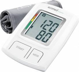 Tensiometru de brat Medisana BU-92E 23205 60 memorii 2 utilizatori Alb Tensiometre
