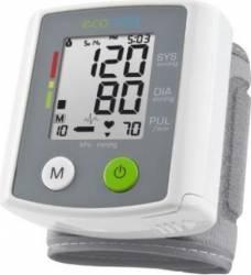 Tensiometru de incheietura Medisana BW 80E 23210 Alb-Gri Tensiometre
