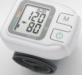 Tensiometru de incheietura Medisana HGH  51430 Tensiometre