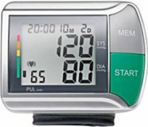 Tensiometru de incheietutra Medisana HGN 51067 Alb-Argintiu Tensiometre