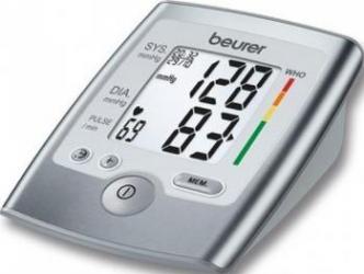 Tensiometru electronic de braţ cu sistem WHO Beurer BM35 Tensiometre