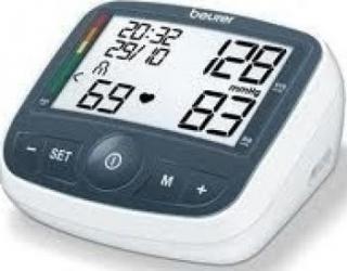 Tensiometru electronic de brat cu adaptor inclus Beurer BM40 Tensiometre