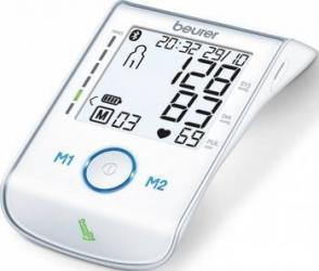 Tensiometru electronic de brat cu sistem WHO Beurer BM85 Tensiometre