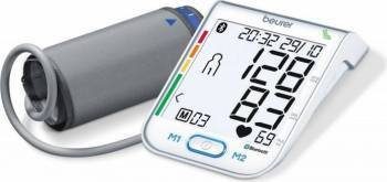 Tensiometru electronic de brat Beurer cu sistem WHO Tensiometre