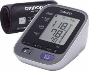 Tensiometru Electronic de Brat Omron M7 Intelli IT Bluetooth 0-299mmHg 40-180 bp Alb Tensiometre